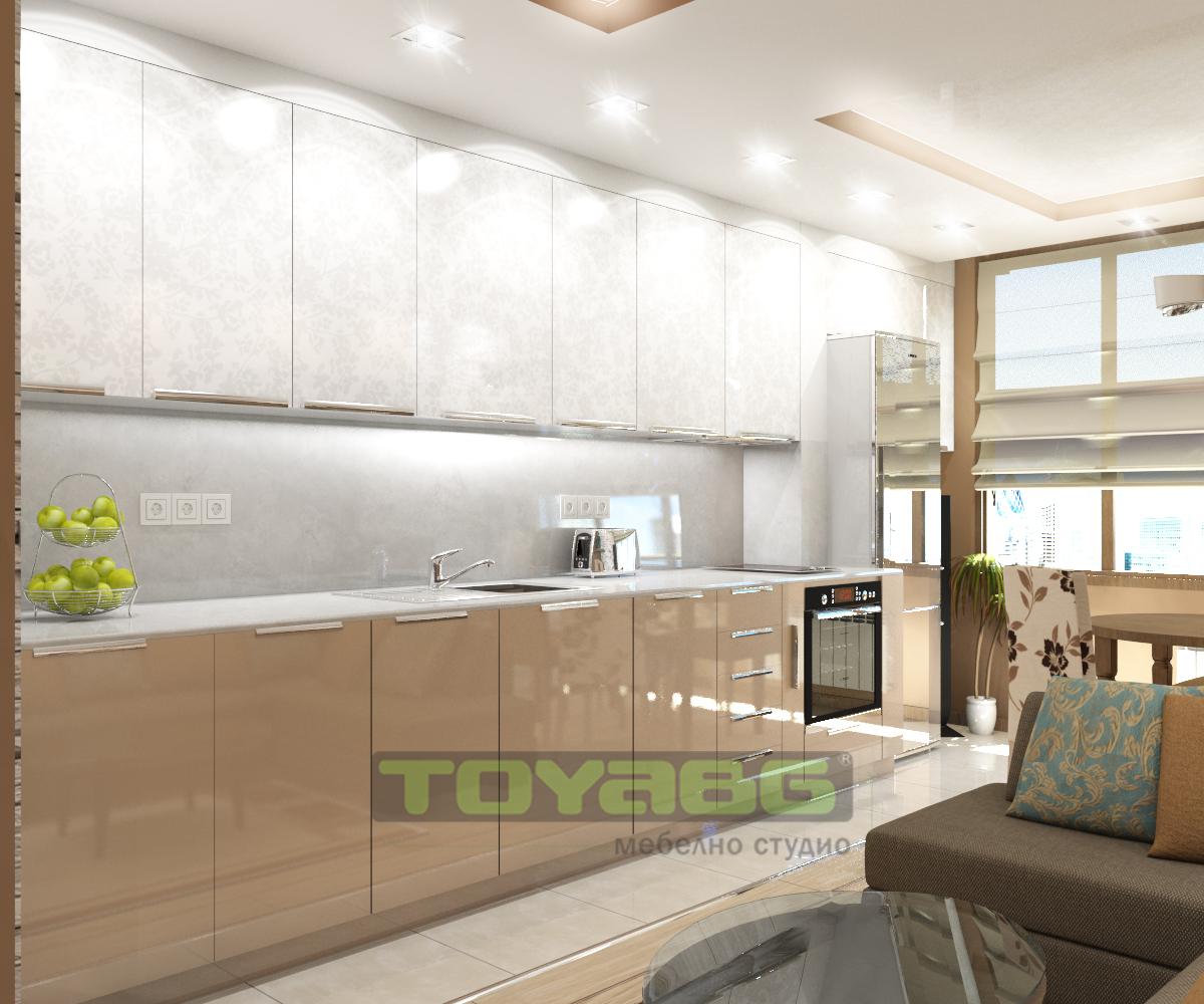 Кухни на 2 кв.м дизайн